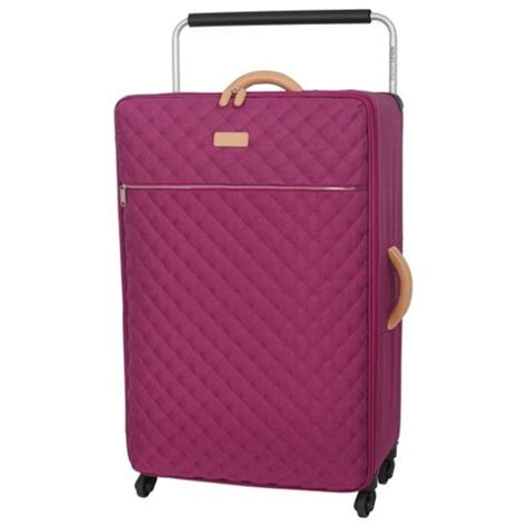 It Luggage Quilted by Buy It Luggage Tritex Quilted 4 Wheel Large
