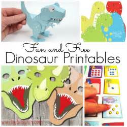 a ton of free dinosaur printables for kids itsy bitsy fun