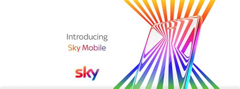 sky mobile portfolio sky say hello to sky mobile thg