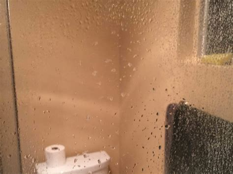 How To Remove Water Stains From Shower Door How To Remove Water Stains From Glass Shower Door Ifixit