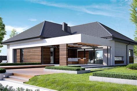 proiecte fara etaj proiect de casa moderna fara etaj