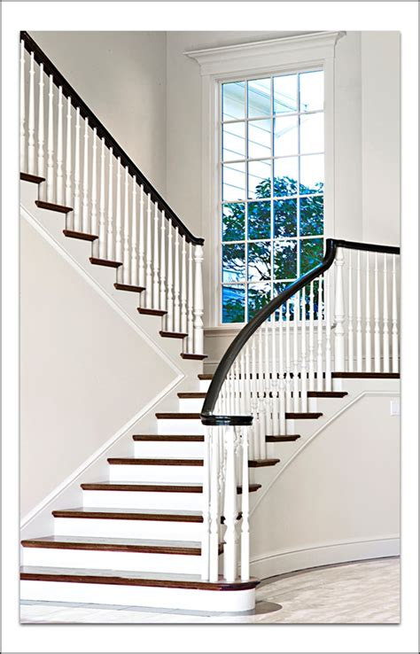 elegant staircase home ideas pinterest