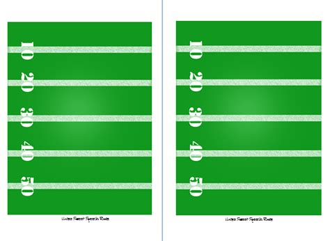 blank football field template the gallery for gt blank soccer field diagram