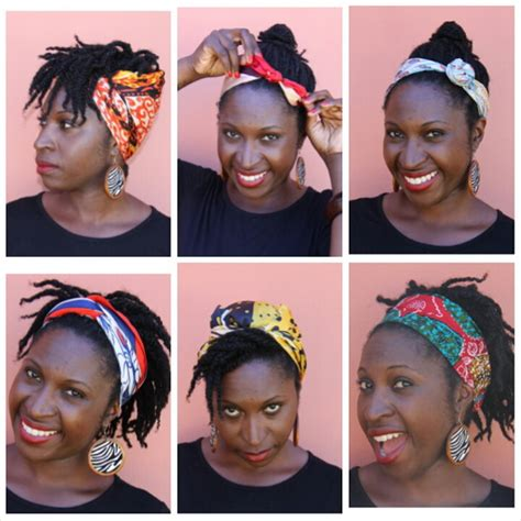 Scarf Black Hairstyles For Hair by Hair Trend Hair Scarves Wraps For Summer 2016
