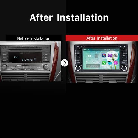 2010 subaru forester stereo upgrade how to upgrade a 2008 2009 2010 2011 2012 2013 subaru