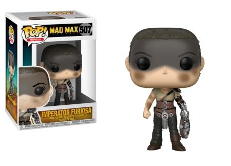 Mad About Luella The Fury Box Bag by Funko Pop Mad Max Fury Road Checklist Set Info Gallery