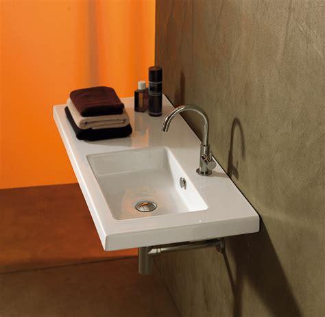 lavelli per bagno sospesi lavabo sospeso incasso condal