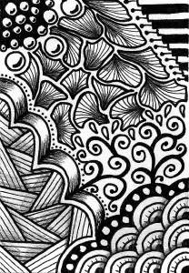 doodle do designs creative crafting how to zen doodle