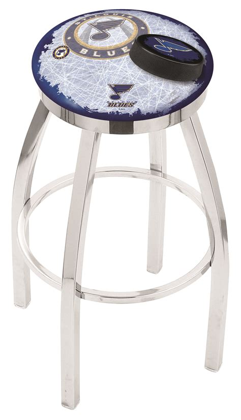 St Louis Blues Bar Stools by St Louis Blues Bar Stool W Official Nhl Logo Family Leisure