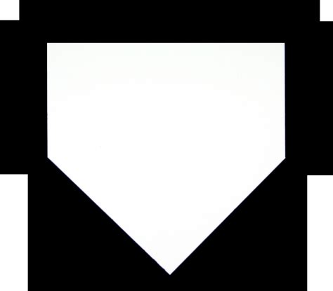 home plate home plate free images at clker com vector clip art