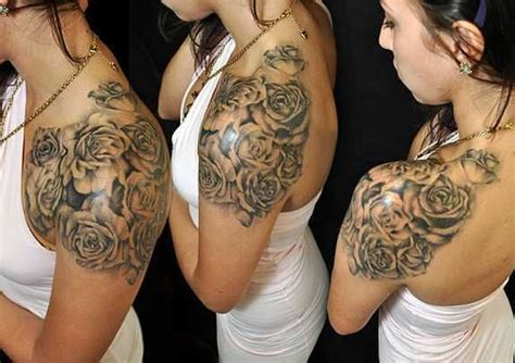 arguments against tattoos 1000 ideas about shoulder tattoos on