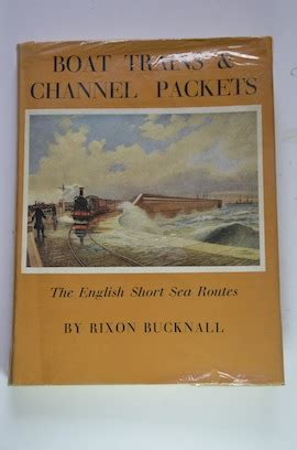 boat train english channel live steam model engineering books for sale