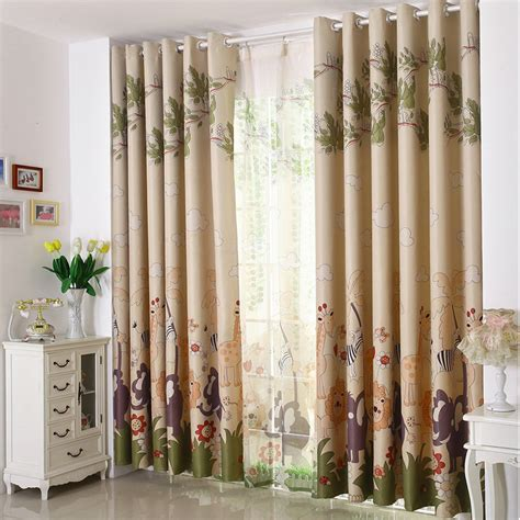 100 blackout curtains aliexpress com buy eco friendly curtains for kids