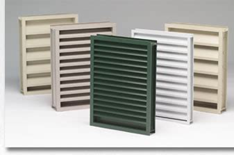 attic fan louver cover atlanta supply exterior vents bath vents kitchen