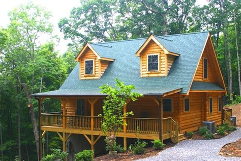 pin by blue ridge log cabins on linville log home series
