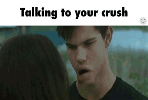 Taylor Lautner Meme - struggles of talking to crush tumblr memes teen com