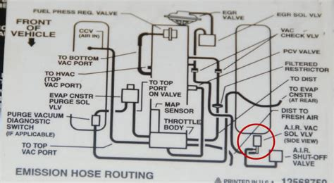 1994 lt1 optispark firing order diagram 1994 free engine
