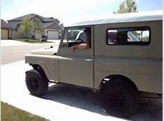 1967 Nissan Patrol 38,349 original miles - YouTube Lsig