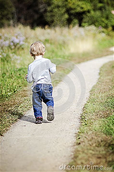 Walking Baby Back Home by Baby Walking Stock Photo Image 60564010