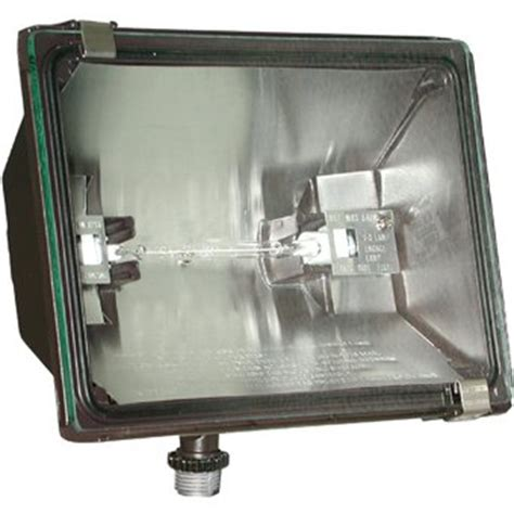 Halogen Flood Light Fixture Rab Qf500 500 Watt Quartz Halogen Flood Fixture 120 Volt Flood Lighting