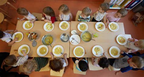 check wie gesund ist das kita essen baby und familie