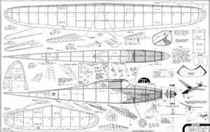 balsa wood plane template build diy free balsa wood rc plane plans pdf plans wooden