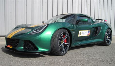 lotus confirms exige v6 cup track car for u s