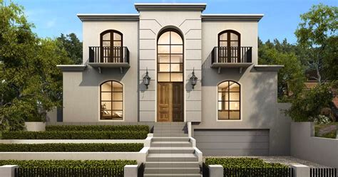 home design house design house with classical architecture 8 house design