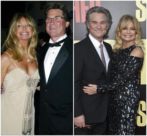 goldie hawn con quien esta casada fotos estas son las parejas m 225 s duraderas de hollywood