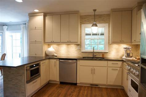 ivory kitchen cabinets contemporary kitchen heather