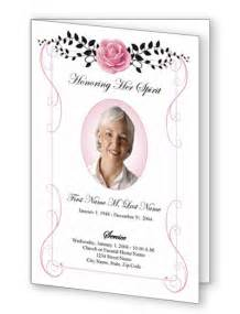 Funeral Programs Templates Free Recent Blog Posts Elegant Memorials Blog