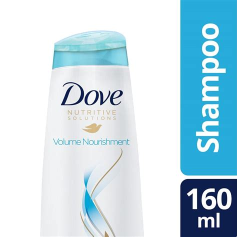 Harga Dove Volume Nourishment Shoo jual dove volume nourishment shoo 160ml jd id