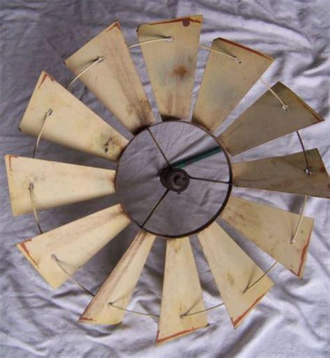 antique windmill fan for sale vintage windmill 12 blade garden primitive farm tool art