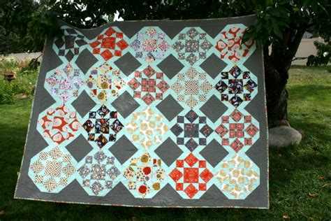 On A Whim Quilt by On A Whim Quilt Hopeful Homemaker