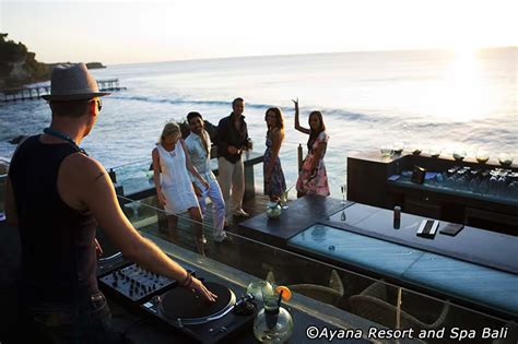 Bali Cliff Top Bar by Rock Bar Bali At Resort And Spa Bali Magazine