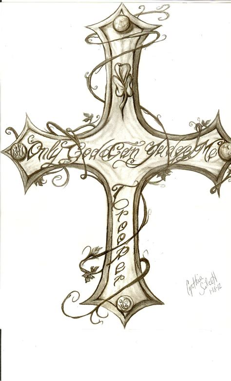 cross tattoo hd photos cross tattoo for aaron s hd by cyndisilcott on deviantart