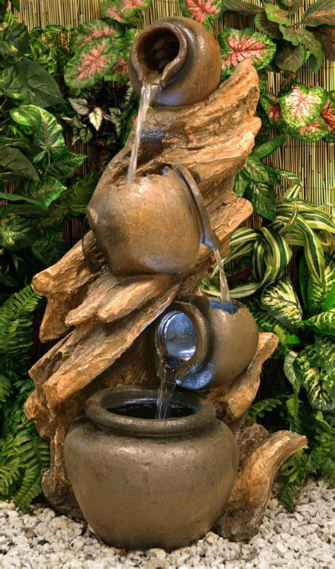 fuente vasijas de miel  luz
