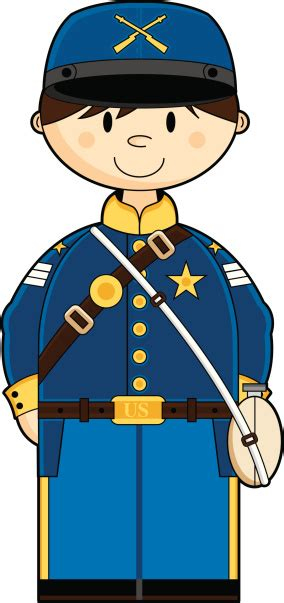 Union Clipart by Union Soldier Cliparts Free Clip Free