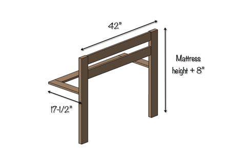 diy toddler bed rail diy toddler bed rail free plans built for under 15