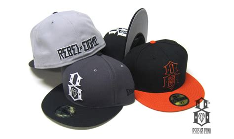 Rebel Eight Motif rebel8 2009 summer new era 59fifty collection hypebeast