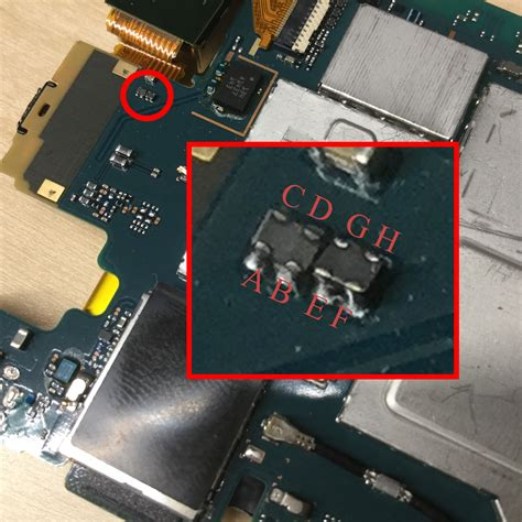 Board Microphone Mic Vibrate Sony Xperia E3 D2203 D2212 solved black screen on support forum