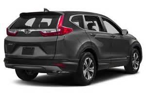 Honda Crv New 2017 Honda Cr V Price Photos Reviews Safety