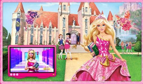 film barbie charm school barbie movies images barbie princess charm school