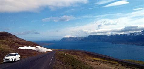 the island at the so lange dauert eine reise entlang der ringstra 223 e islands