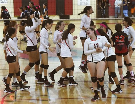 cif southern section volleyball girls volleyball playoff schedule gladstone bishop amat