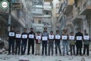 escape from aleppo books stand with aleppo be a real for syrian