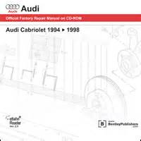 service manual best auto repair manual 1998 audi a4 interior lighting beige interior 2004 1994 1998 audi cabriolet official factory repair manual