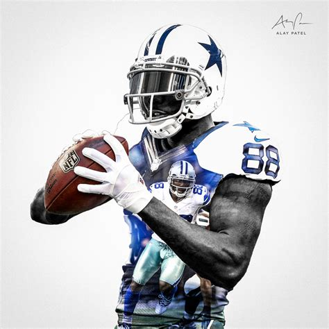 dez bryant tattoos nfl jersey manipulation designs by alay patel page 6 of