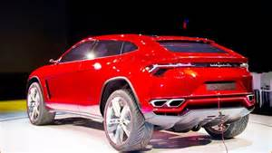 Price Of Lamborghini Urus 2017 Lamborghini Urus Specs Review Price Cnynewcars