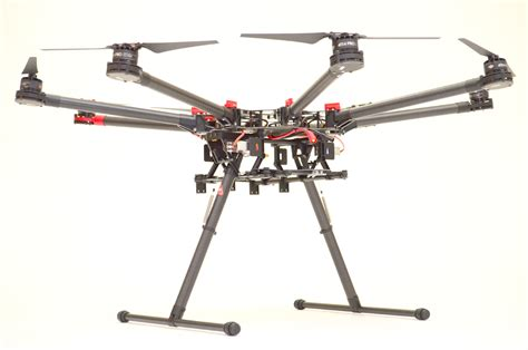 Drone Dji S1000 dji s1000 spreading wings octocopter